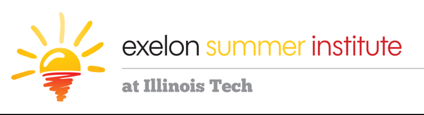 Exelon Summer Institute at Illinois Tech Logo