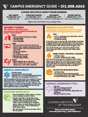 Campus Emergency Guide IMG
