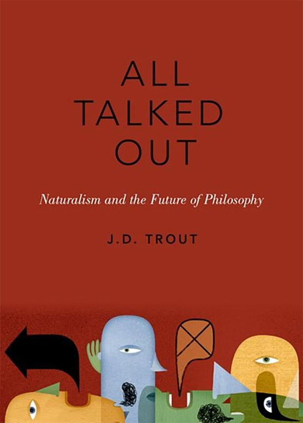 All Talked Out Book Cover