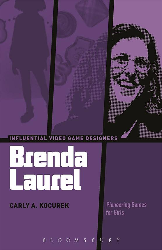 Brenda Laurel Book Cover