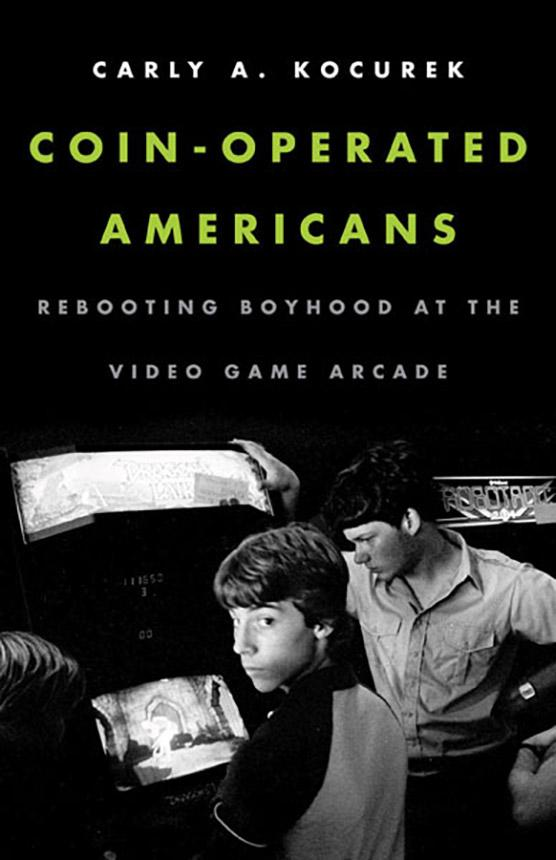 Coin-Operated Americans Book Cover