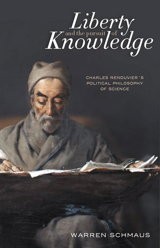 Liberty and the Pursuit of Knowledge Book Cover