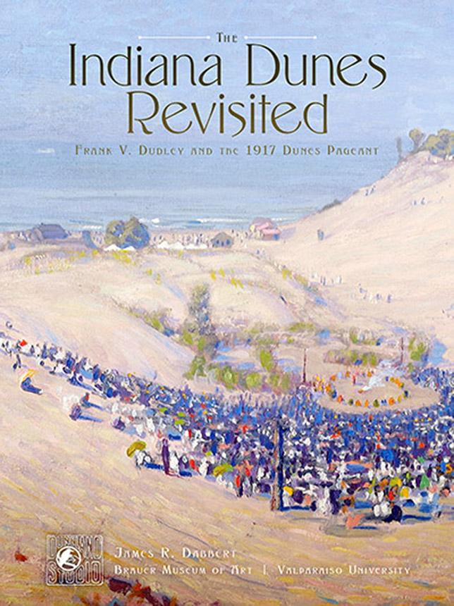 The Indiana Dunes Revisited Book Cover