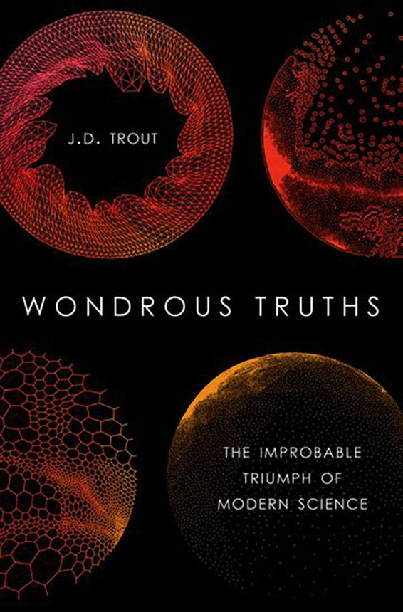 Wondrous Truths Book Cover
