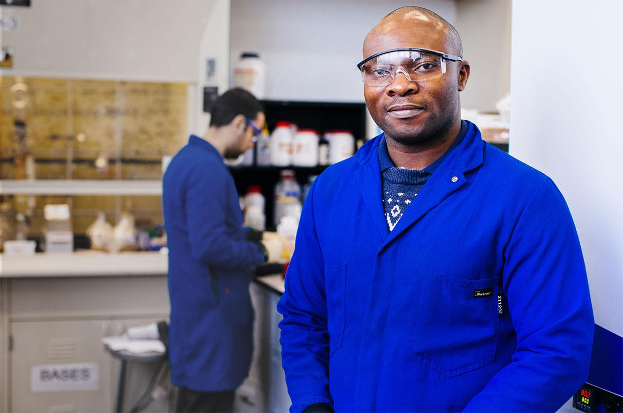 Organic Chemistry Researcher Wins NSF CAREER Award