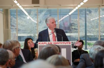 The Kaplan Institute: Bold Ideas for an Innovative Future