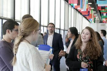 CPS STEM Fair at Illinois Tech Exhibits Creativity, Ingenuity of Future Scientists