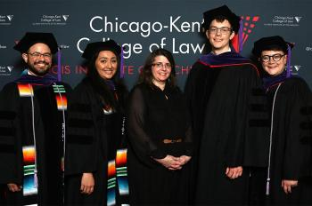 Four Chicago-Kent Graduates Selected for Equal Justice Works Fellowships