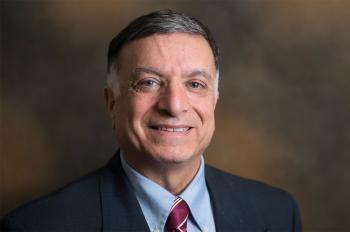Longtime Professor Jamshid Mohammadi Selected to Head Graduate College
