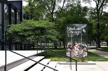Sole' of the City: Virgil Abloh, Nike Team Up to Showcase Chicago, Sustainability on Mies Campus
