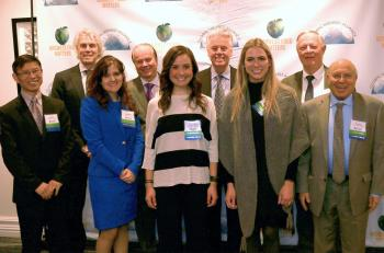 Institute for Food Safety and Health Named Co-Recipient for Industry Award