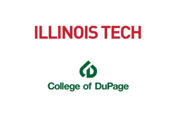 Illinois Tech and College of DuPage logos - 1280x850