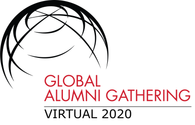 Global Alumni Gathering 2020 Logo