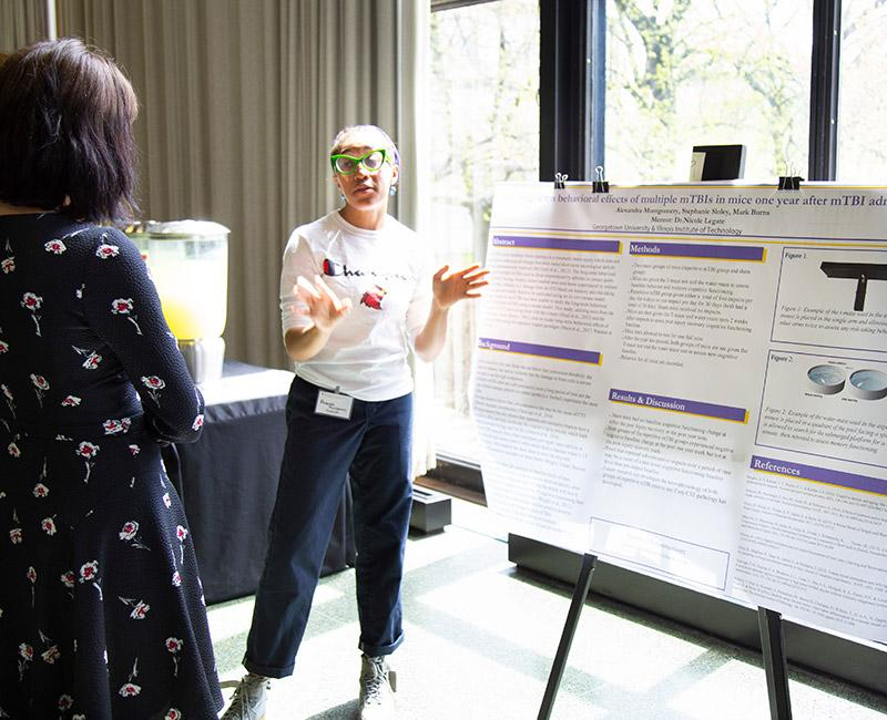 Lewis College Undergraduate Research Day Presentation