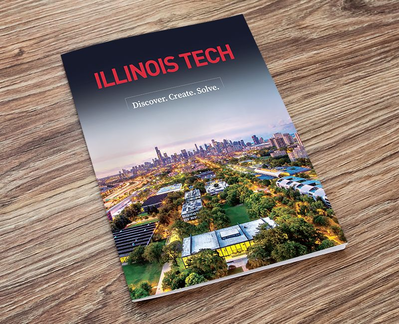 Illinois Tech Discover Create Solve