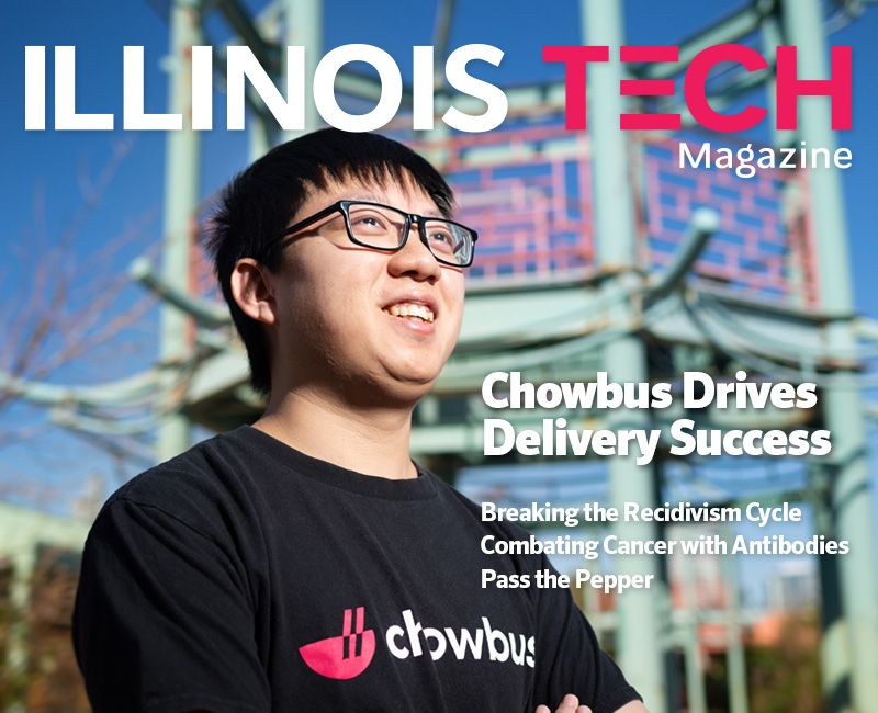 Illinois Tech Magazine Fall 2020